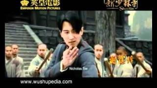 Shaolin new trailer, jackie chan last movie (2010)