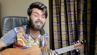 Kaun Tujhe || Cover || Vahaj Hanif || Unplugged ( Sushant Singh Rajput an Untold story)