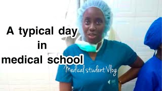AFTER SCHOOL ROUTINE  a day in the life of a Nigerian medica…