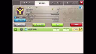 Clash Of Clans: Black Knights Clan Join us!