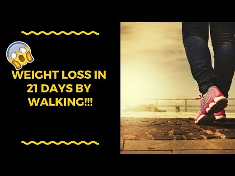What Happens When You Walk Twice A Day For 21 Days Lose Weight Fast