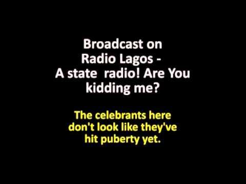 Radio Lagos celebrants