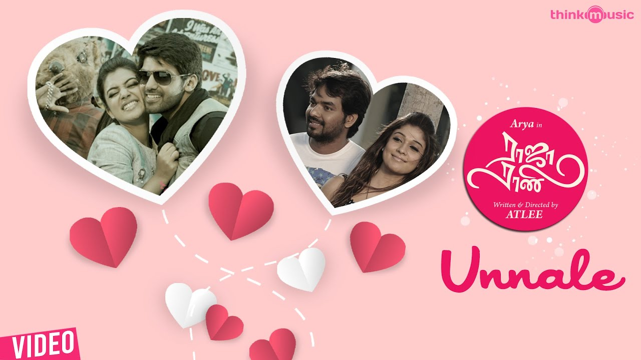 Think Premiere ▶️ Unnale Video Song | Atlee | G.V Prakash Kumar | Na MuthuKumar