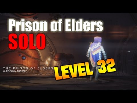Prison of Elders is a semi-random horde mode that s too tough for Bungie