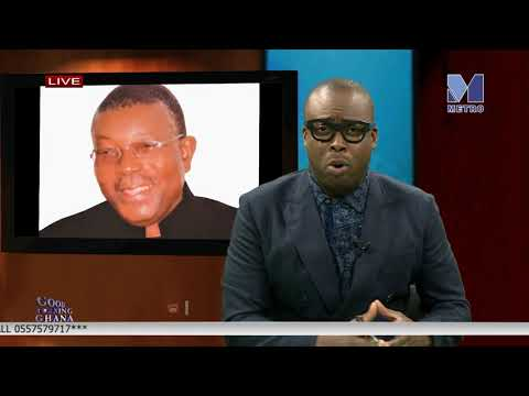Paul Adom-Otchere Live Stream
