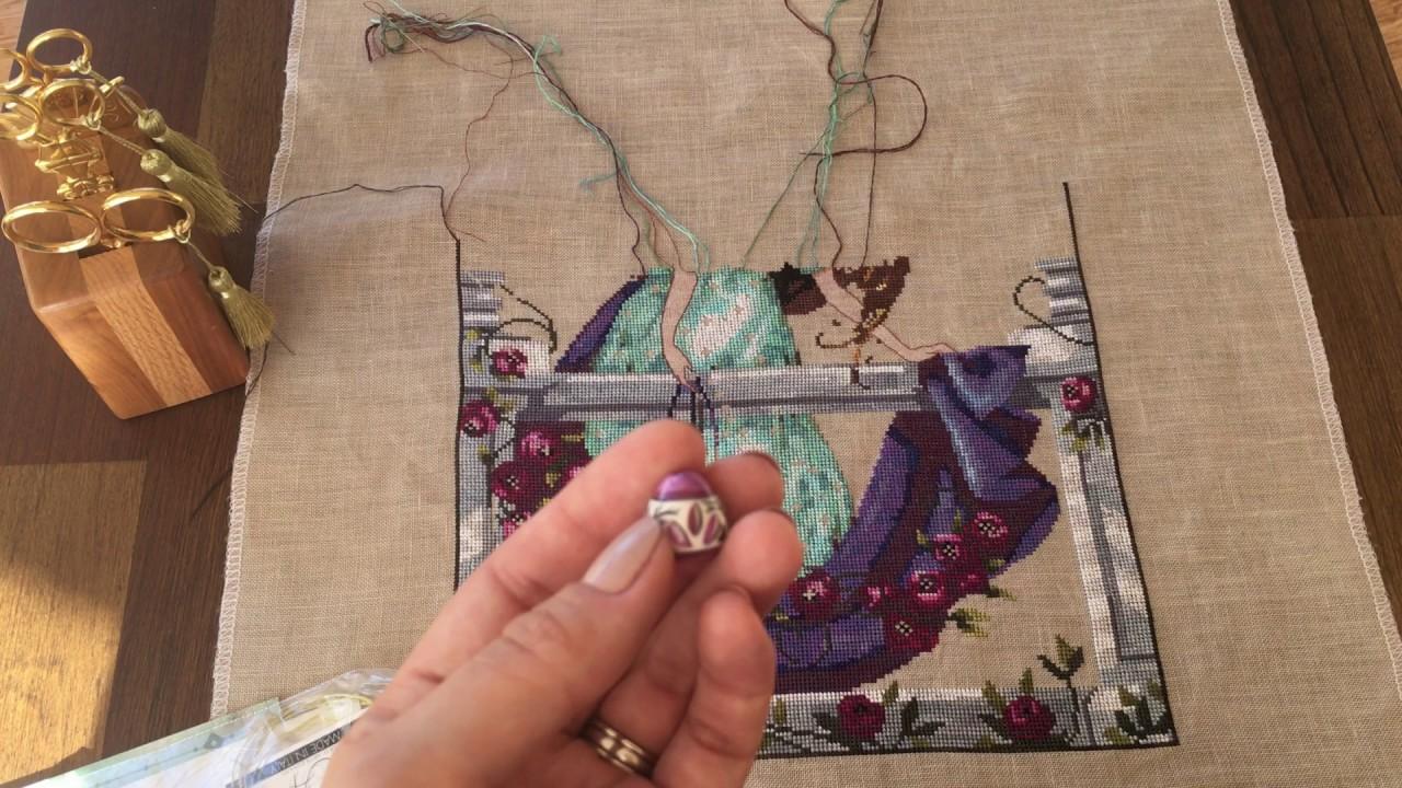 Вышивка крестом нора корбетт