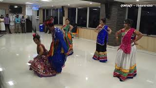 Garba and Dandiya Performance @ Corporate Event in Metro Cash & Carry