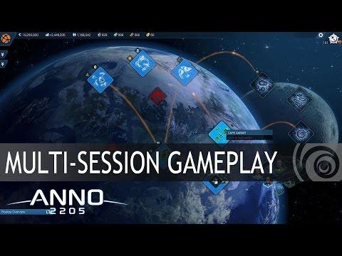 Anno 2205 – Многосекторальная игра |