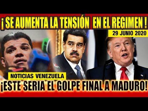 NOTICIAS DE VENEZUELA HOY 30 DE AGOSTO 2020, NOTICIAS DE HOY 30 DE AGOSTO 2020, VENEZUELA HOY EN VIV from YouTube · Duration:  11 minutes 42 seconds