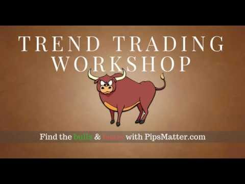 Learn To Trade Forex Trends