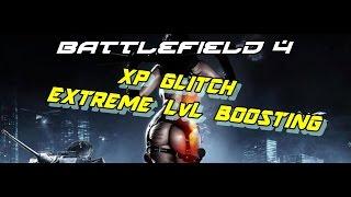 Battlefield 4 - EXTREME LvL BOOSTING Glitch [ 400K Pro Runde ] PS3 / PS4 / XBOX German