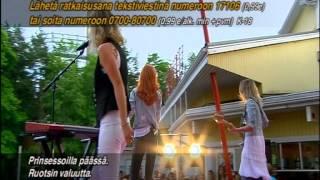 Princessa Avenue (Принцесса Авеню) - Pitka kuuma