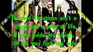 Hollywood Undead- Christmas Time In Hollywood