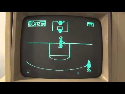 Vintage Apple IIe games