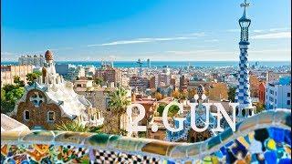 Barcelona Gezisi - Park Güell, Sagrada Familia, Casa Batllo, Casa Mila, Montjuic