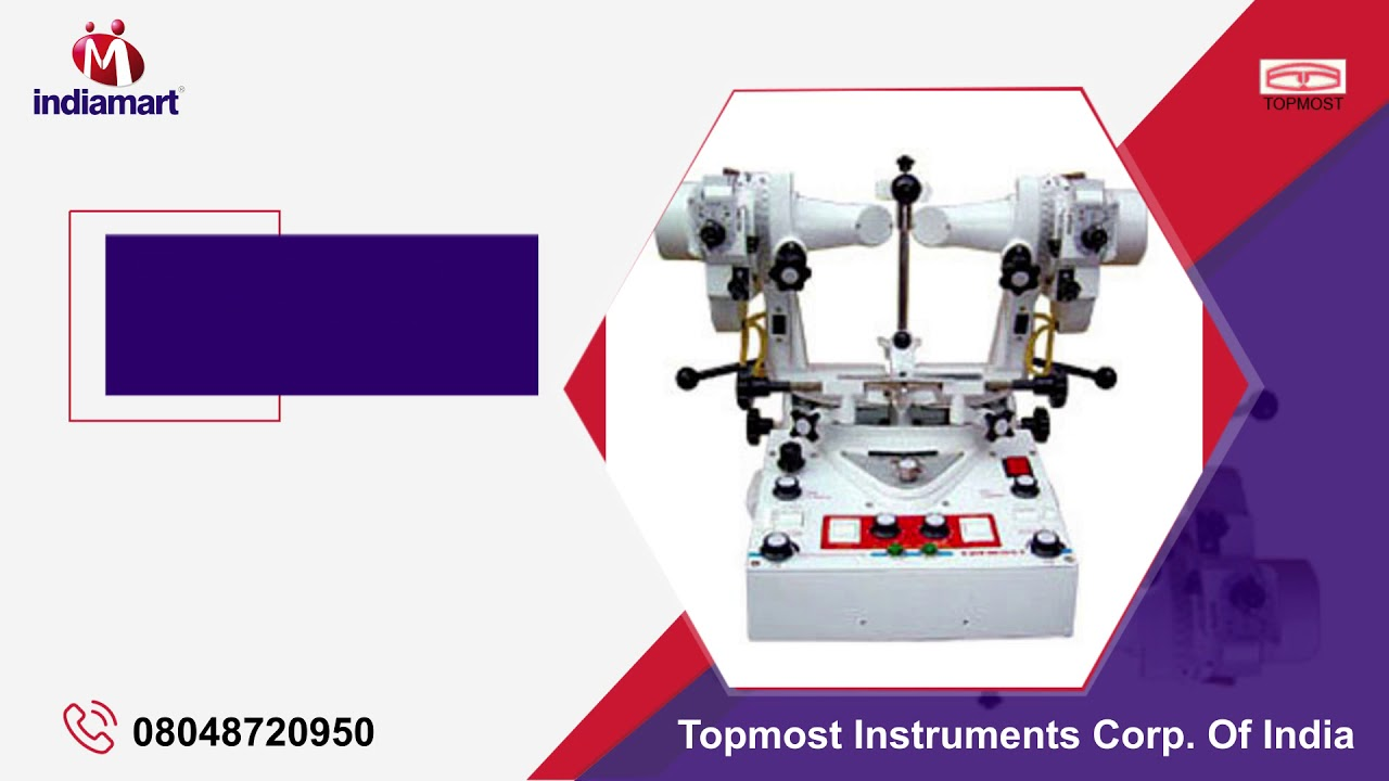 Ophthalmic & Surgical Equipment Manufacturer