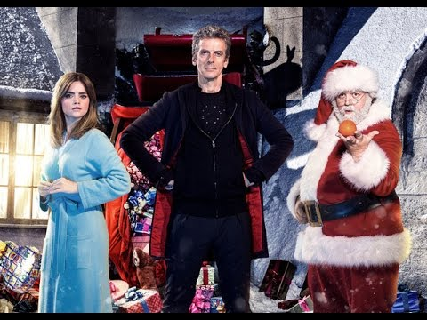 Doctor Who Last Christmas.Doctor Who 2014 Christmas Special Last Christmas Review