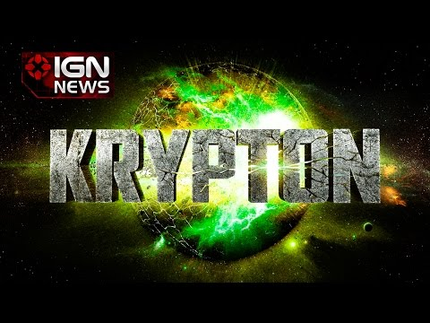 SYFY Developing Krypton TV Series - IGN News
