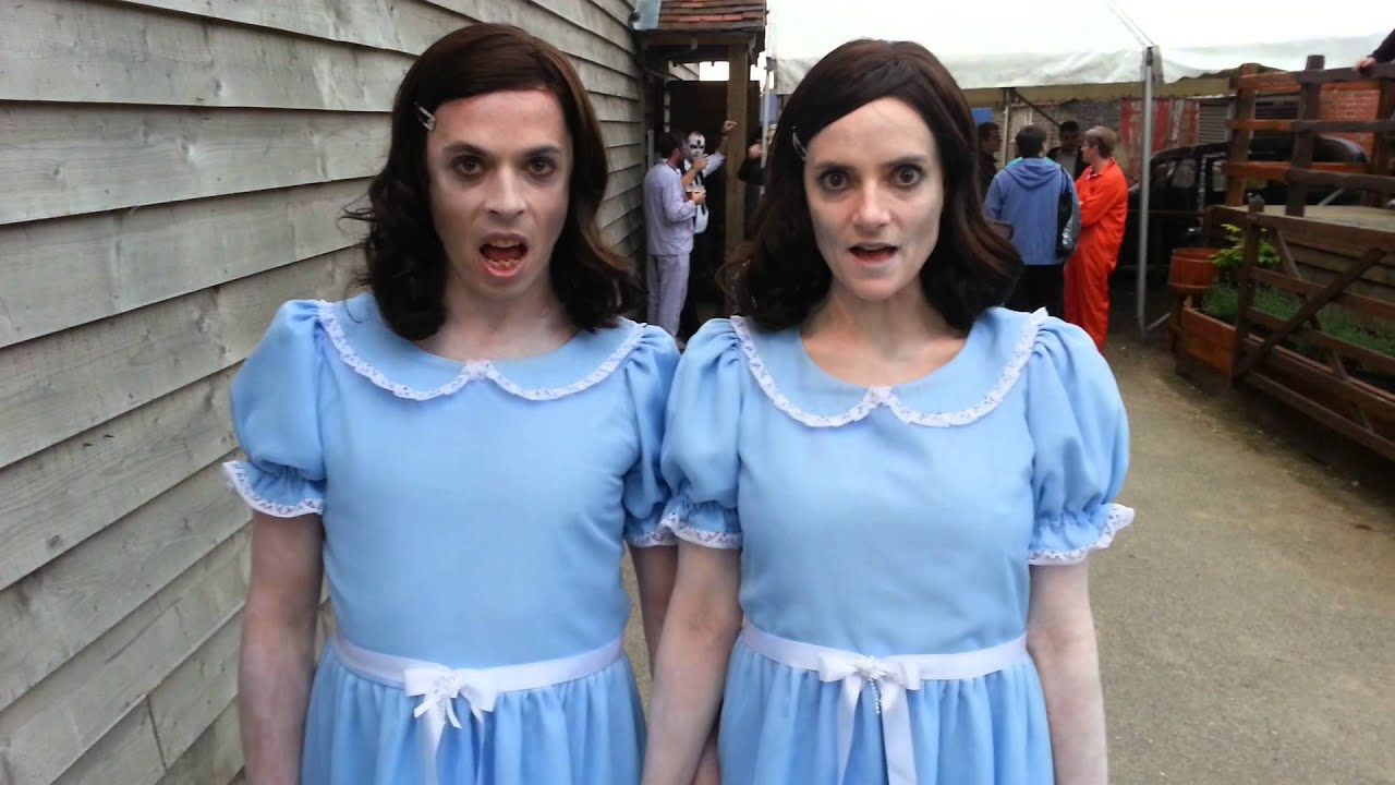 The Grady Twins From Shining