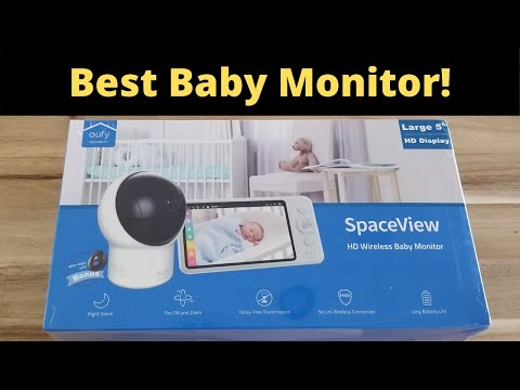 Eufy Security Video Baby Monitor - Unboxing And Review