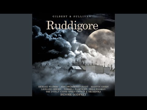 Ruddigore: Act II