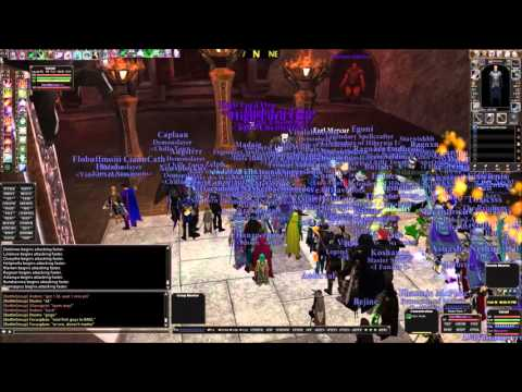 DAOC [008] Darkness Falls, Legion, Prinzen Blutsiegel Raid - Dark Age of Camelot Gameplay Let's Play