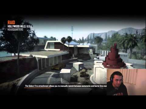 Celebrity Group Up! Call of Duty: Black Ops 2 Pt. 2