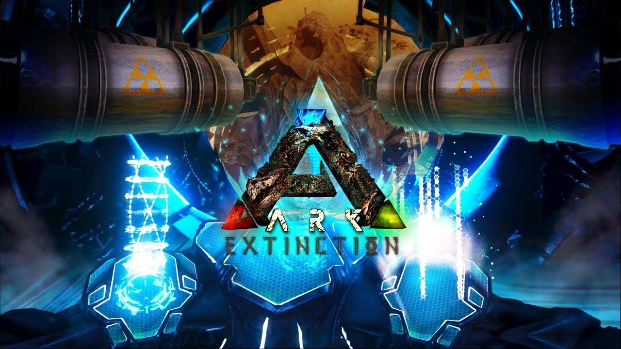 ARK Extinction - The Homo Deus - 100% Accurate Storyline To The EXTINCTION  DLC & BOSS! - Aberration