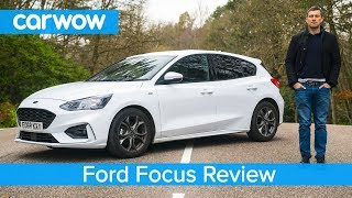 Ford Focus 2019 in-depth review | carwow Reviews