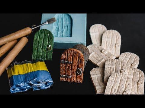Sculpting, Molding, & Casting Resin Doors