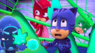 Trapped and Tricky | October Special 2020 | PJ Masks Official