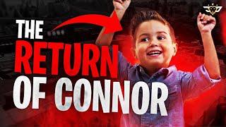 THE RETURN OF CONNOR! IT FINALLY HAPPENED! - Coolest Little Kid Ever! (Fortnite: Battle Royale)