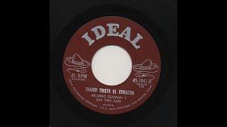 Ricardo Guzman - Traigo Triste El Corazón - Ideal 1941-b