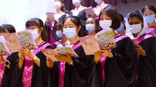 Publication Date: 2021-06-17 | Video Title: CSJSS  明愛聖若瑟中學 第三十九屆畢業典禮