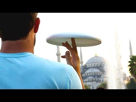 Istanbul Trick Shots | Brodie Smith