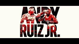 """Документальный фильм """"ЭНДИ РУИС"""" (2019) Documentary Film Is about Andy Ruiz Jr (Eng Sub)"""