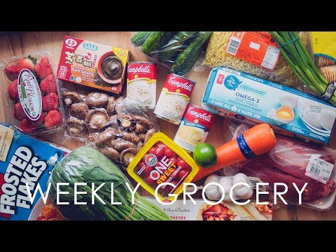Food Haul #03 | Cooking For One