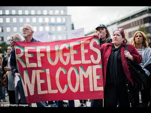 Sweden's Migrant Crisis - A Discussion with Angry Foreigner