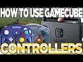 How To Use Gamecube Controllers on the Nintendo Switch! Firmware 4.0   Austin John Plays