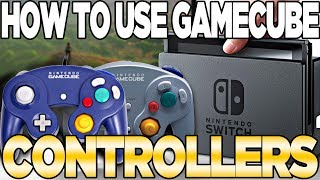 How To Use Gamecube Controllers on the Nintendo Switch! Firmware 4.0 | Austin John Plays