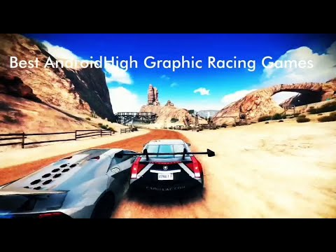 Best Racing Games For AndRoid/IOS Devices Offline.........