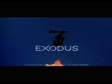 Opening to Exodus 1992 LaserDisc