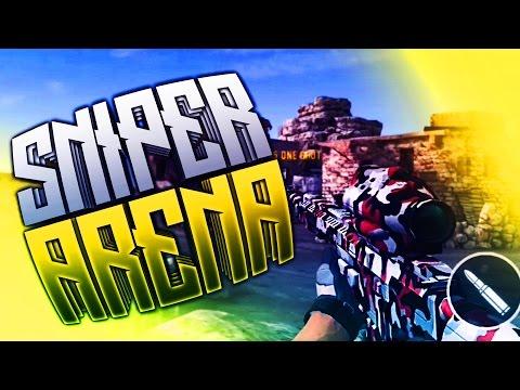 Sniper Arena - Mobile Online Shooter!