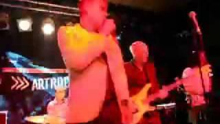 The Robocop Kraus - Fake Boys Live at Camden Crawl