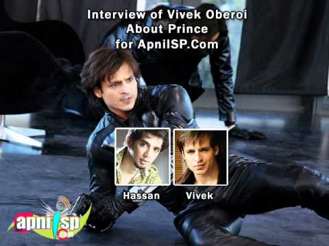 Interview of Vivek Oberoi about Prince