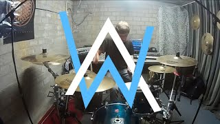 Alan Walker Medley (Drum Cover)