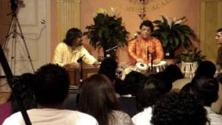 Pt. Anindo Chatterjee at East Indian Music Academy -1
