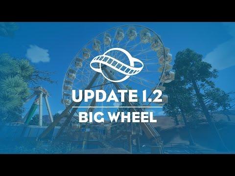 Big Wheel - PAX East 2017 - Planet Coaster