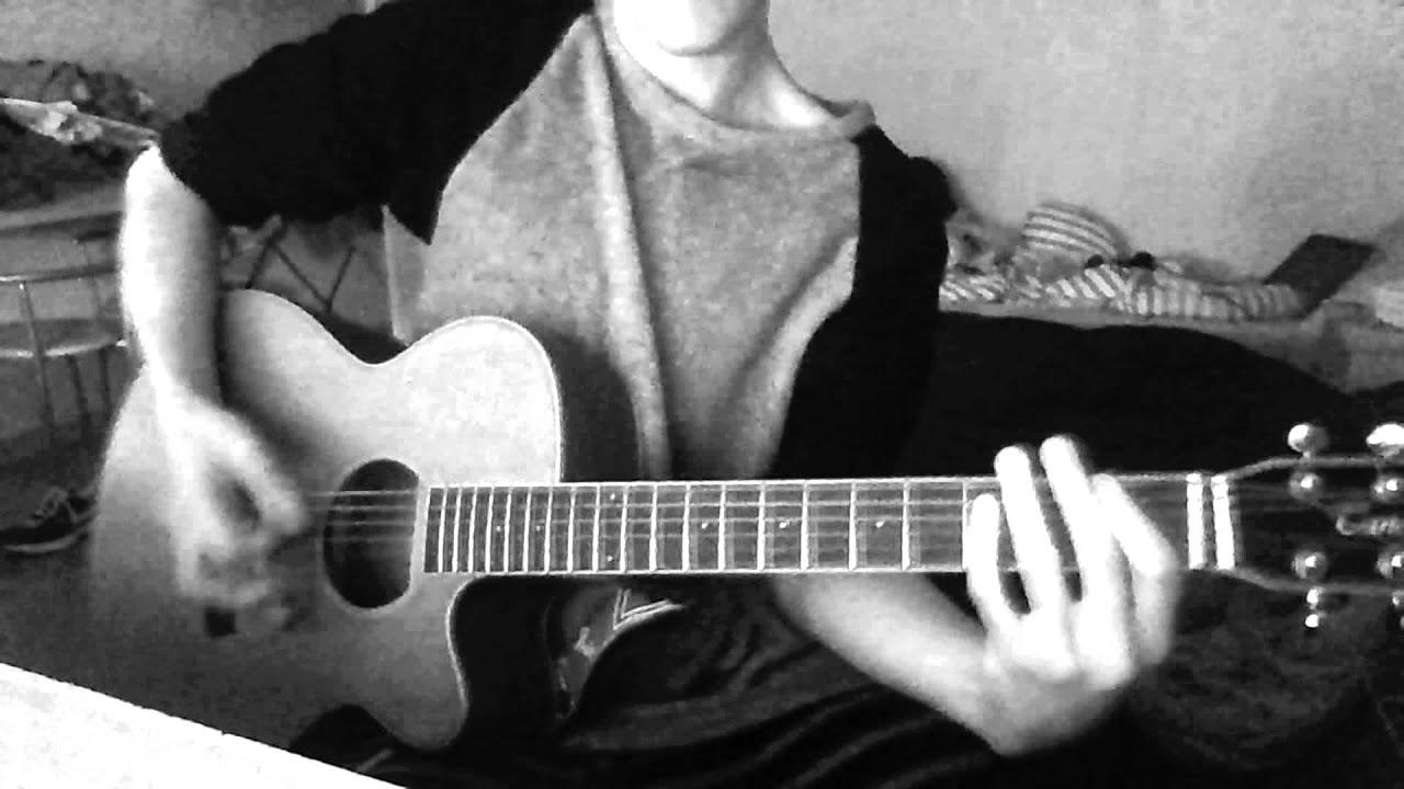 Rarity - Anne Hathaway Guitar Cover