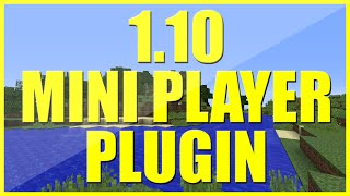 MINI PLAYERS MINECRAFT PLUGIN | MINIATURE PET PLUGIN | 1.10 MINECRAFT PLUGIN | (PREMIUM)